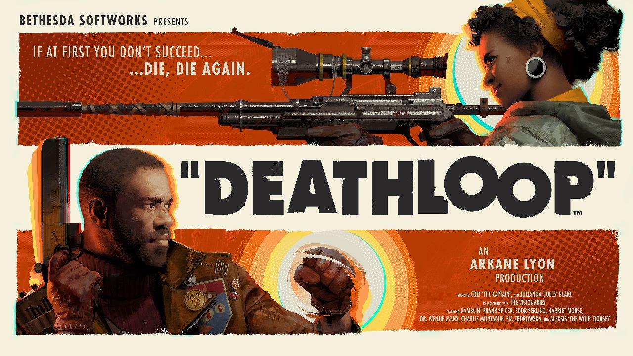 Deathloop torna a mostrarsi con un trailer al PS5 Showcase