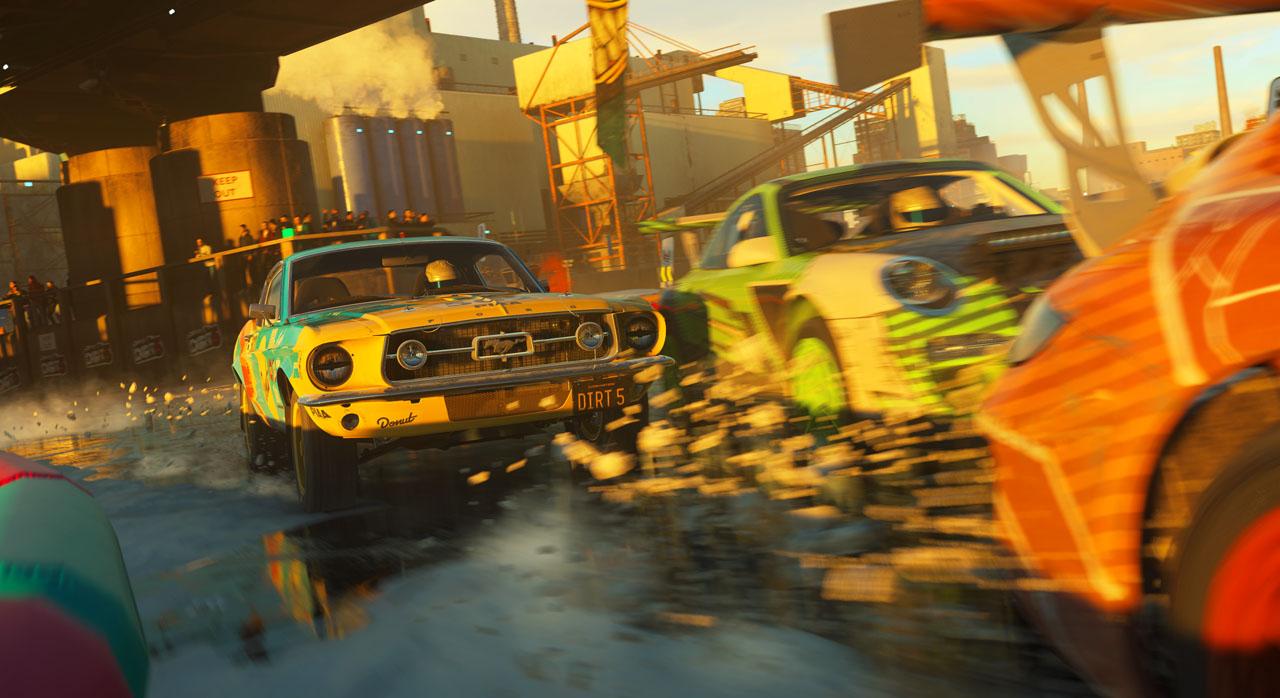 DIRT 5 è finalmente disponibile su PC, PS4 e Xbox One, pubblicato un nuovo trailer