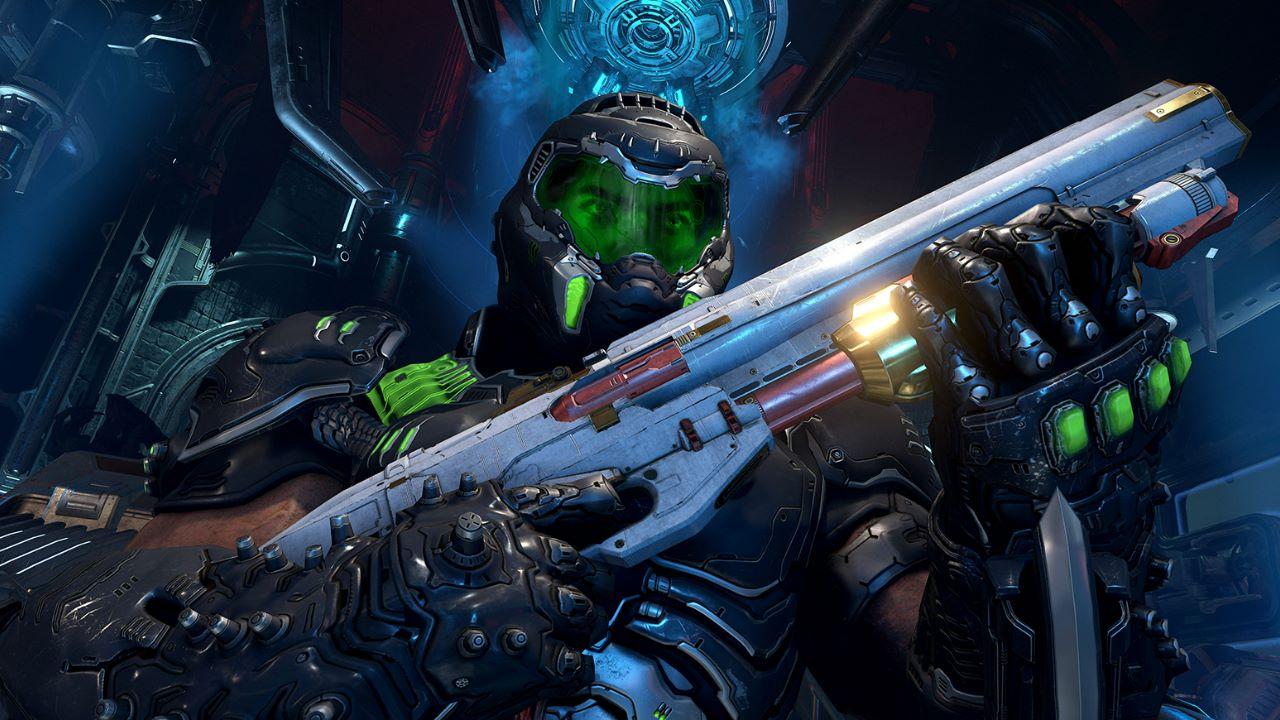 Doom Eternal è ancora in sviluppo per Switch, cancellata la versione fisica