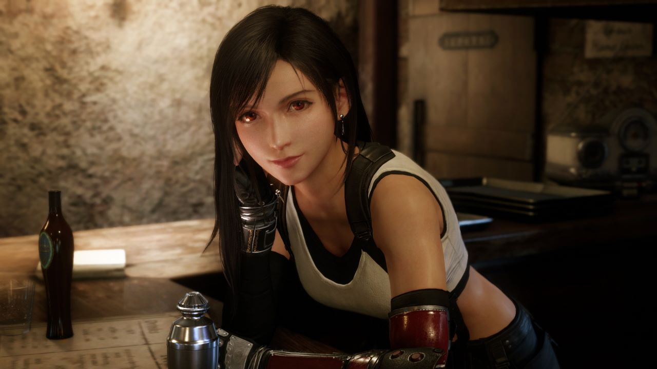 Final Fantasy 7 Remake, Tifa doveva essere la protagonista di una missione speciale poi tagliata