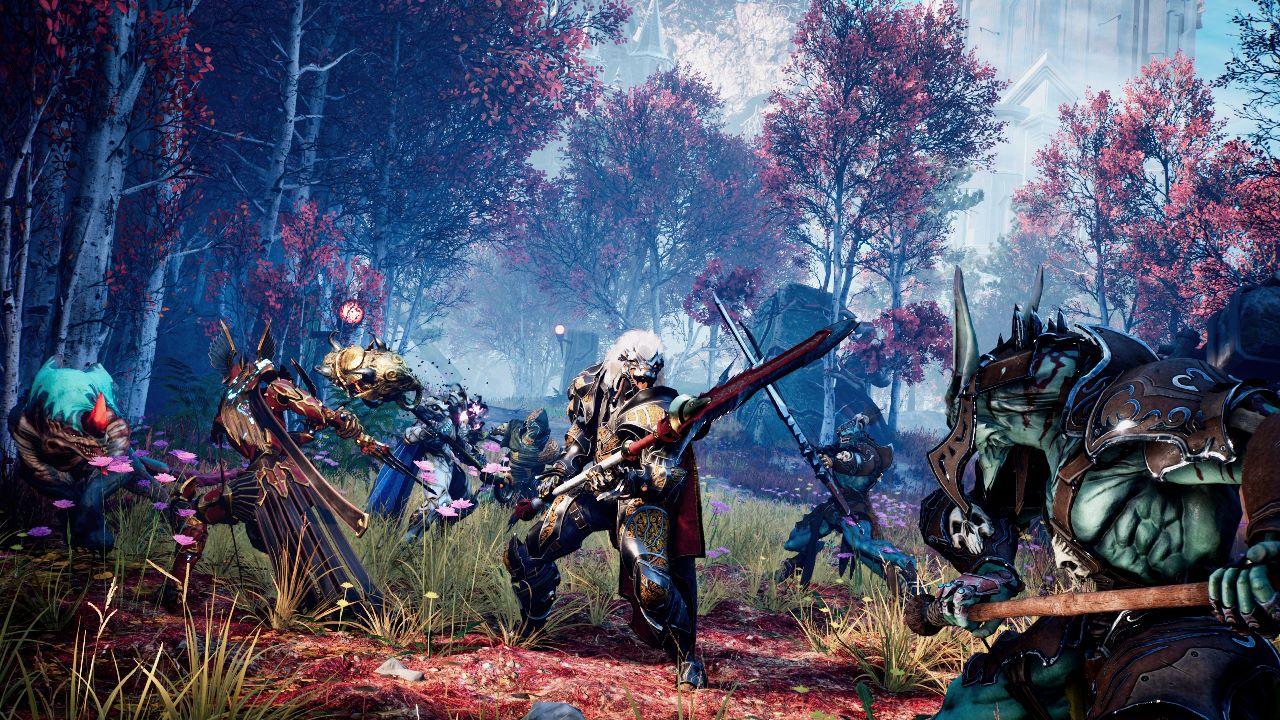 Godfall riceverà il matchmaking per il multiplayer in futuro