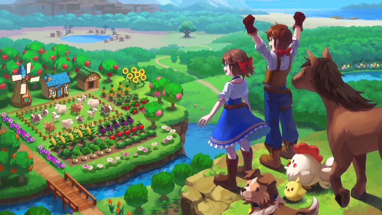 Harvest Moon One World rinviato al marzo 2021, ma con una data di uscita ufficiale