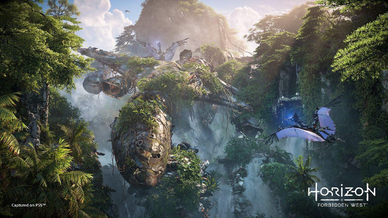 Horizon Forbidden West si mostra per la prima volta con tanto gameplay allo State of Play di oggi