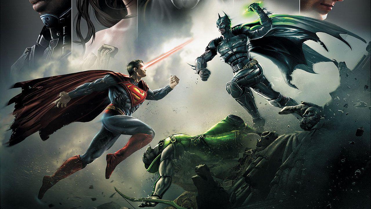 Giochi gratis PC, PS4 e Xbox One nuovi, Injustice Gods Among Us è gratuito, picchiaduro di NetherRealm