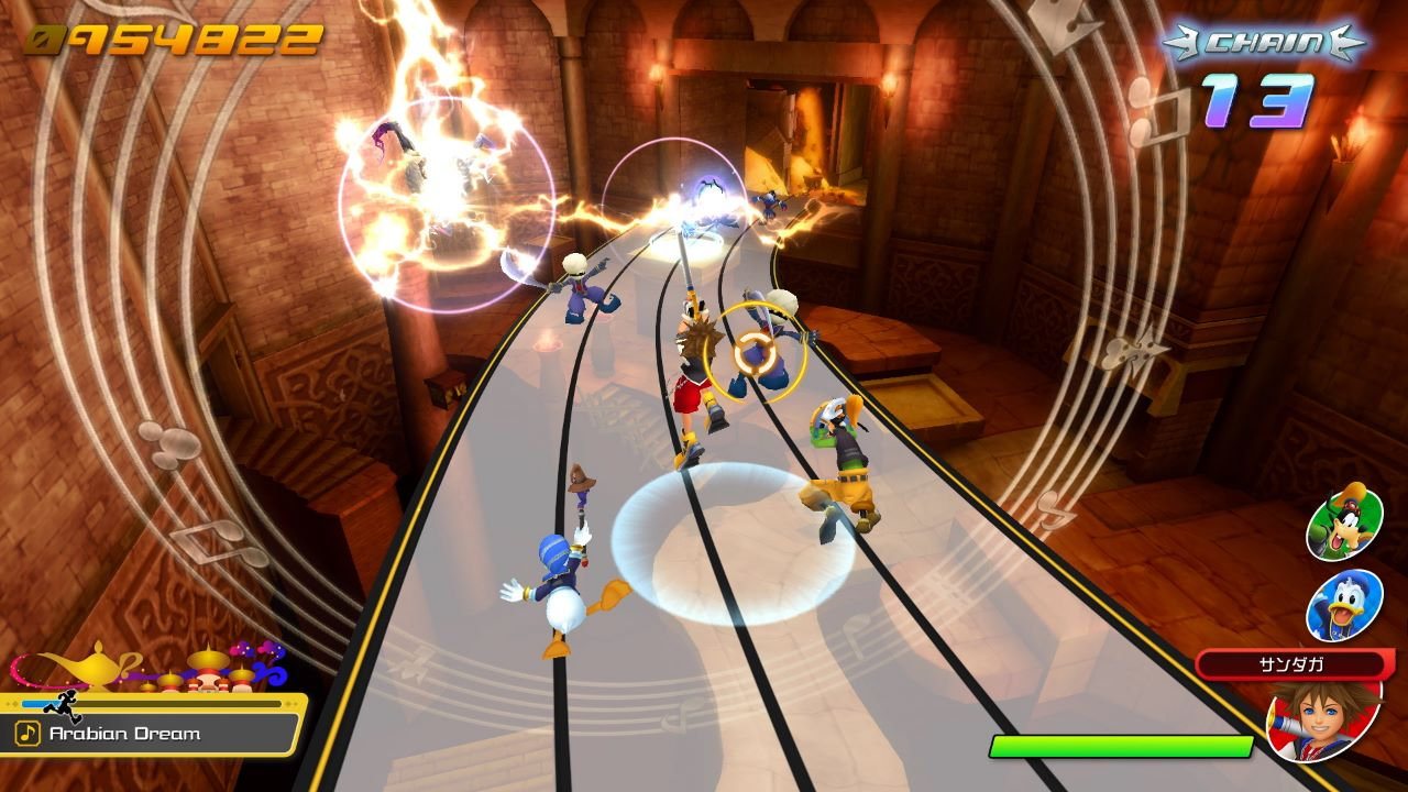 Kingdom Hearts Melody of Memory arriva anche in Occidente nel 2020, primo trailer in inglese