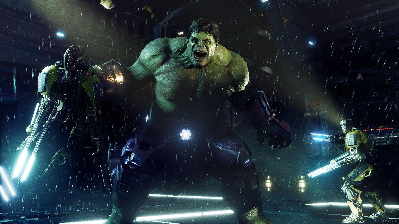 Marvel's Avengers si aggiorna alla versione 1.3.6: sistema di Ping e risoluzione di bug tra le novità