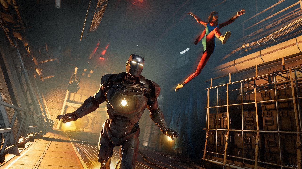 Classifica UK, Marvel's Avengers rimane al primo posto seguito da Tony Hawk, arriva Kingdoms of Amalur