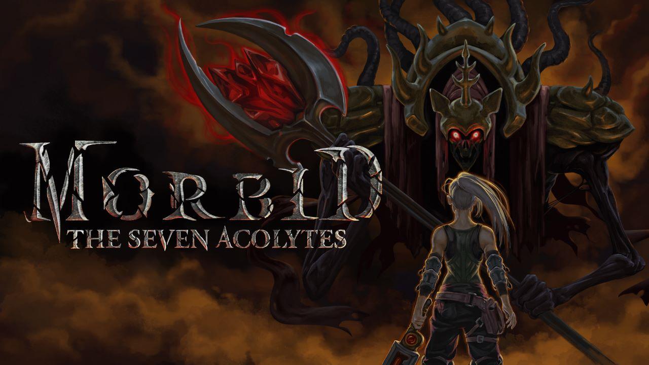 Morbid The Seven Acolytes, l'action RPG horrorpunk arriva il 3 dicembre