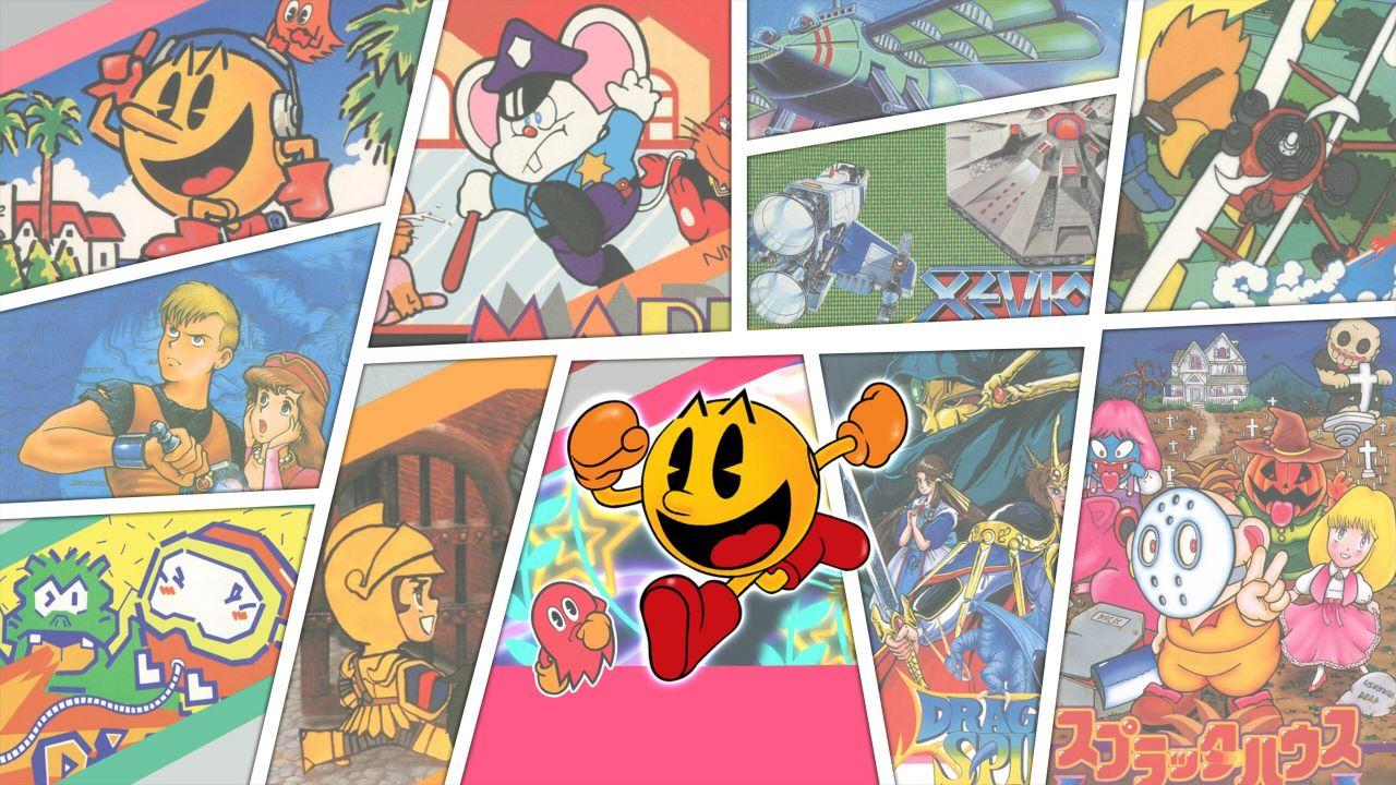 Namco Museum Archives Vol. 1 e 2 leakati dal Microsoft Store, ecco la possibile data di uscita e i giochi inclusi