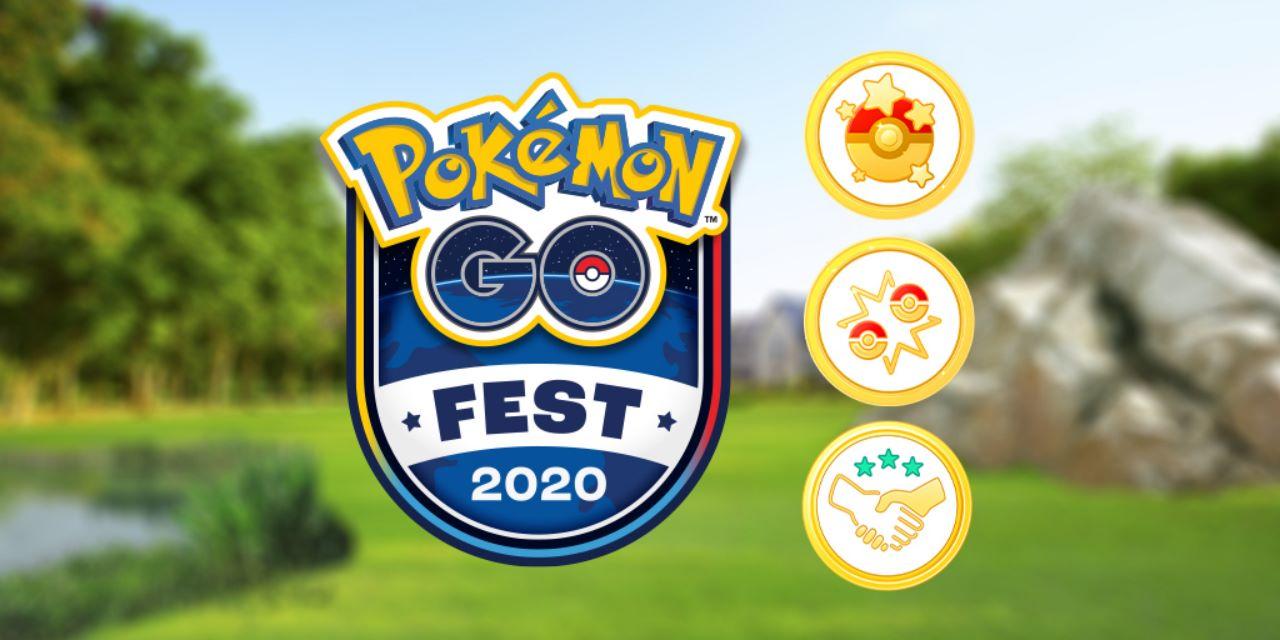 Pokémon GO, ecco i dettagli delle sfide settimanali ed eventi prima del Pokémon Go Fest 2020