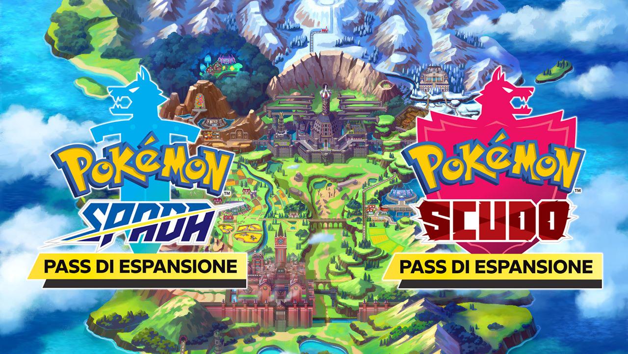 Pokémon Spada e Scudo, nuovo trailer per il Pass d'Espansione a poco tempo dall'uscita del primo DLC