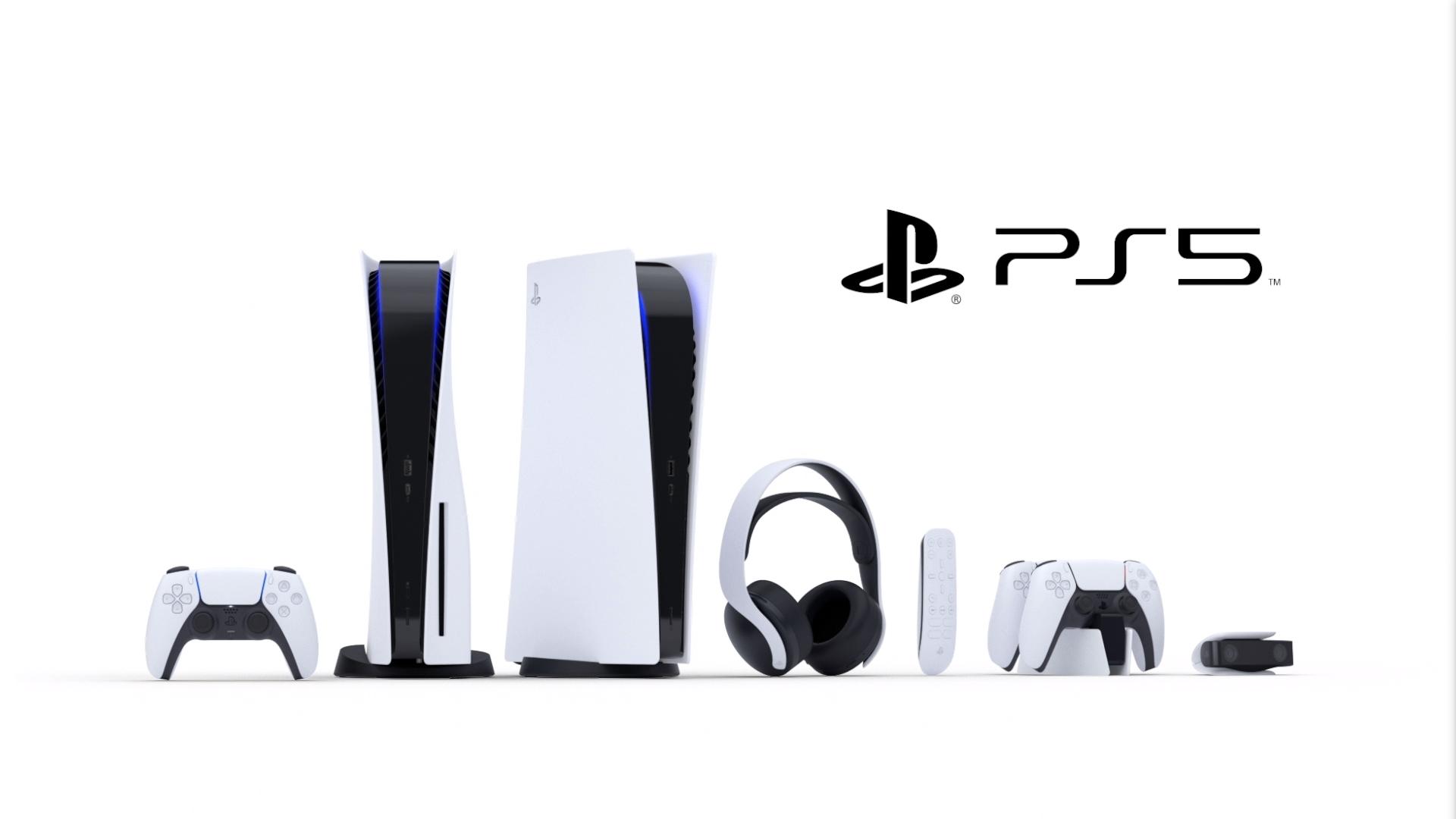 PS5, rivelato ufficialmente il design, annunciata la Digital ...