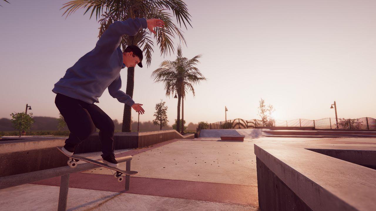 Skater XL, nuovo video gameplay direttamente da Nintendo Switch