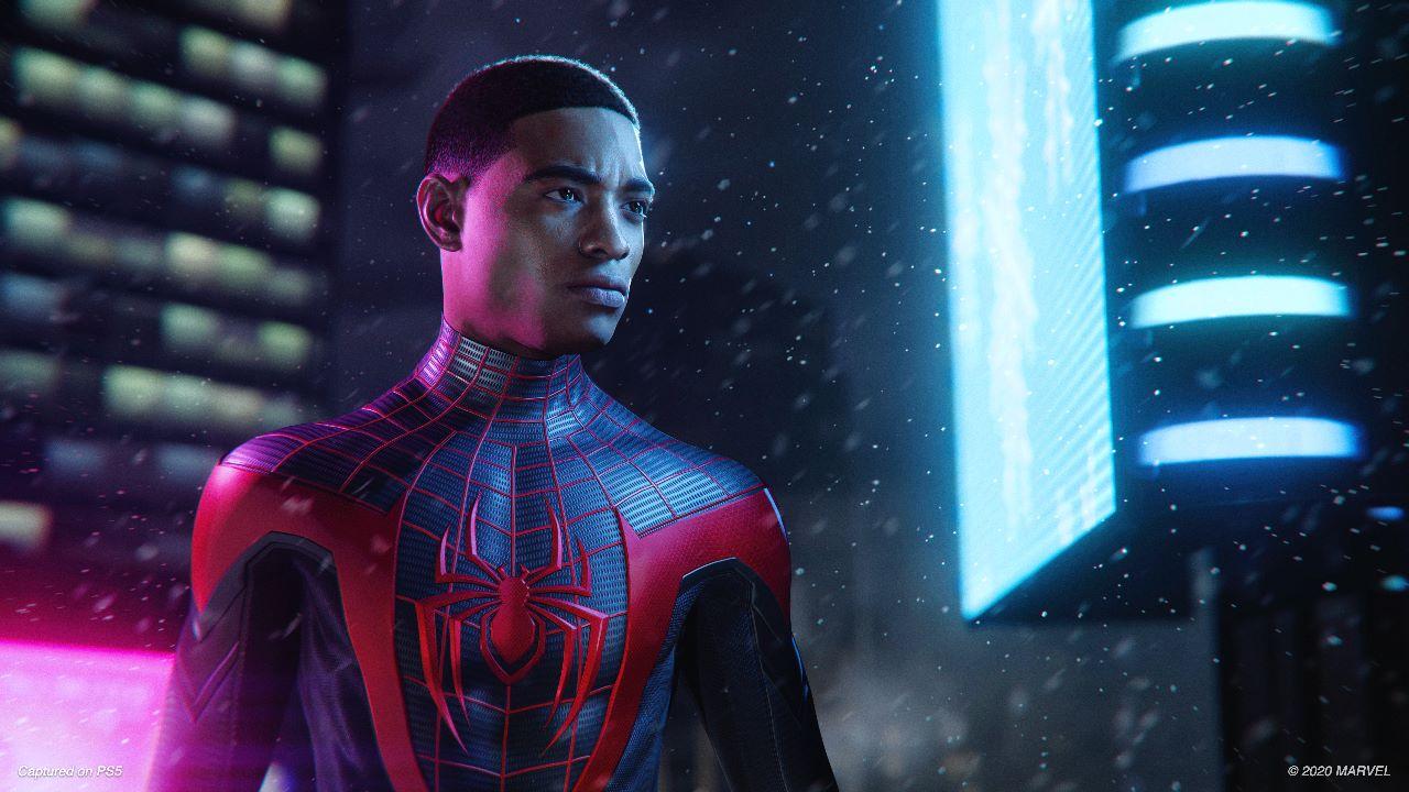 "Marvel's Spider-Man Miles Morales, pubblicato lo spot pubblicitario ""Be Yourself"""