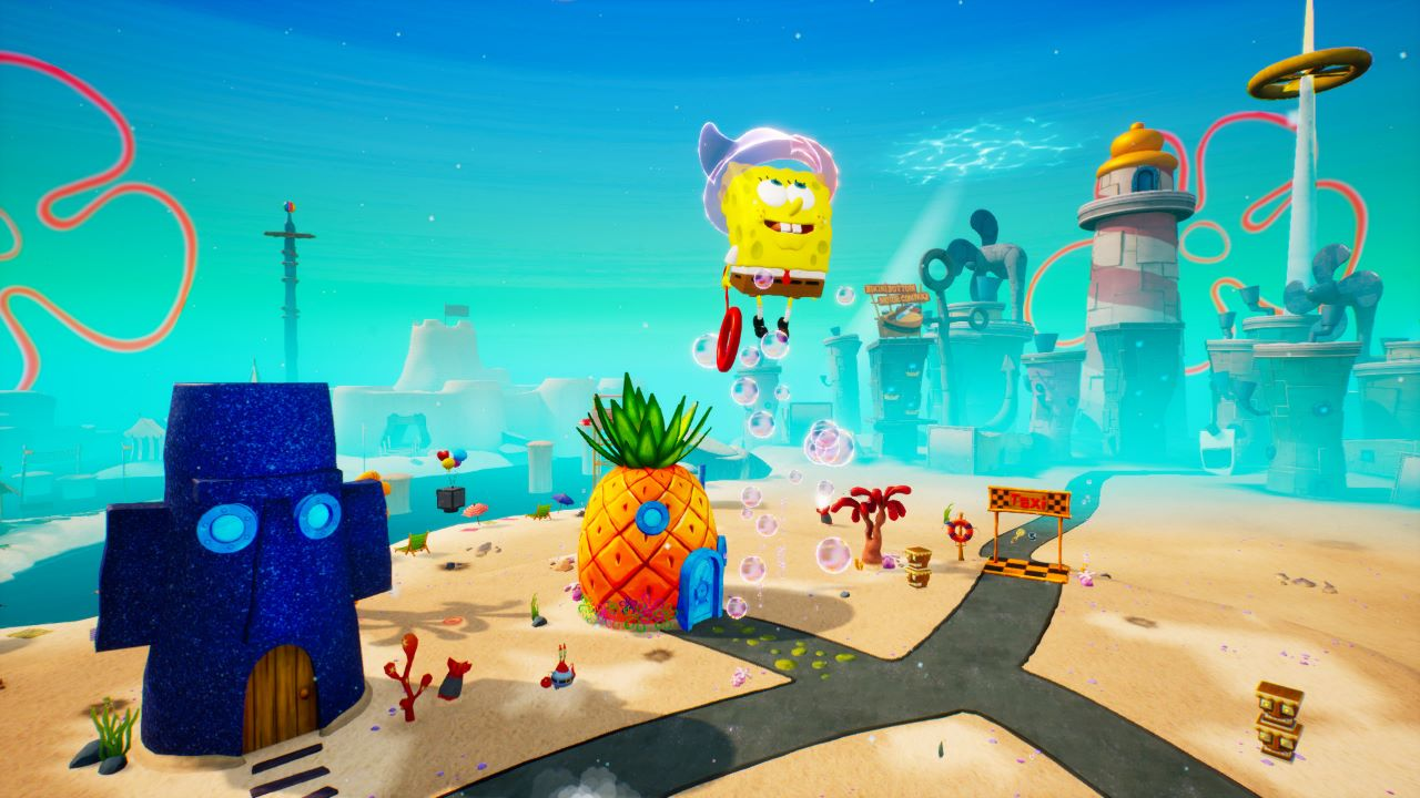SpongeBob SquarePants Battle For Bikini Bottom Rehydrated ha venduto 1 milione di copie