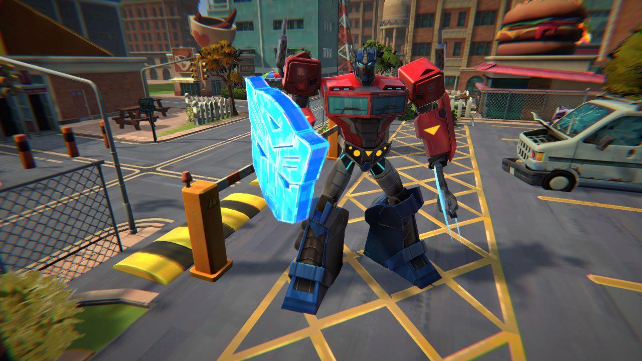 Transformers Battlegrounds è ora disponibile, pubblicato il trailer di lancio