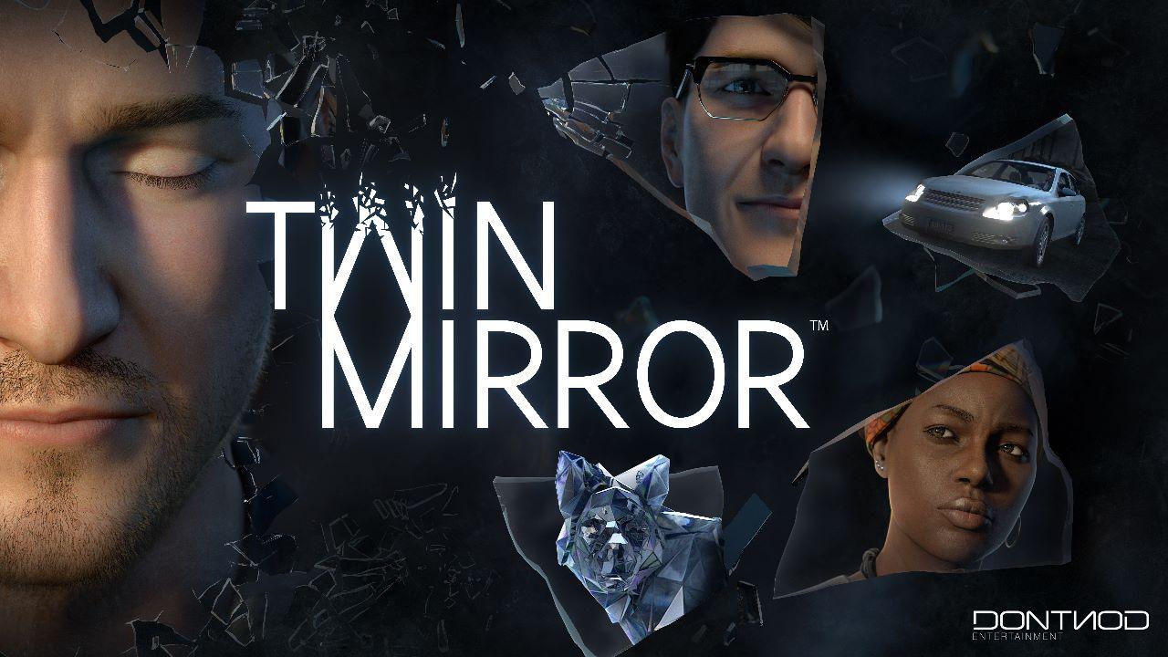 Twin Mirror, sembra che la data di uscita sarà annunciata domani pomeriggio, ecco a che ora