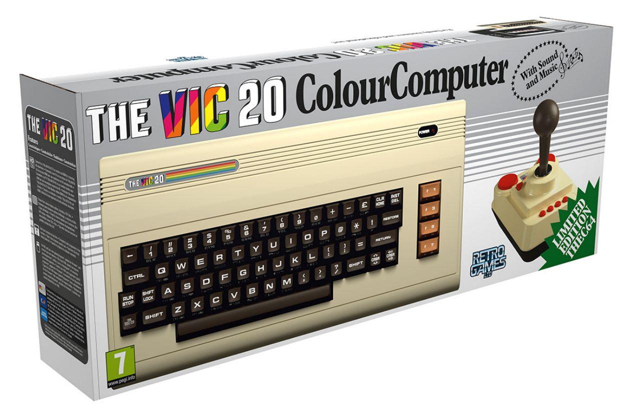 VIC 20, lo storico computer degli anni '80 torna ad ottobre, data di uscita nei negozi