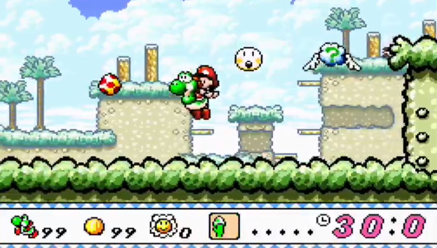 Nintendo, leakati prototipi di classici come Yoshi's Island, Super Mario Kart, Star Fox e molti altri giochi