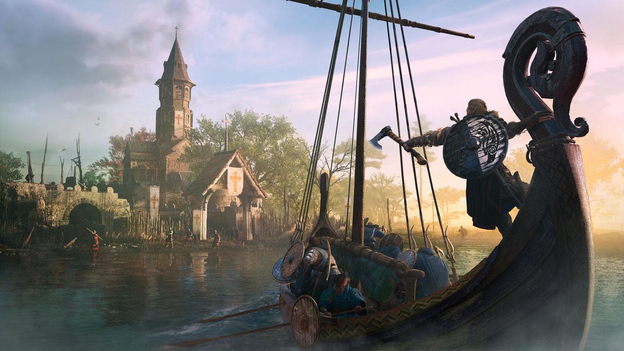 Assassin's Creed Valhalla, ecco cosa ne pensa la critica nelle recensioni; potrebbe essere il primo gioco AAA a menzionare il COVID-19