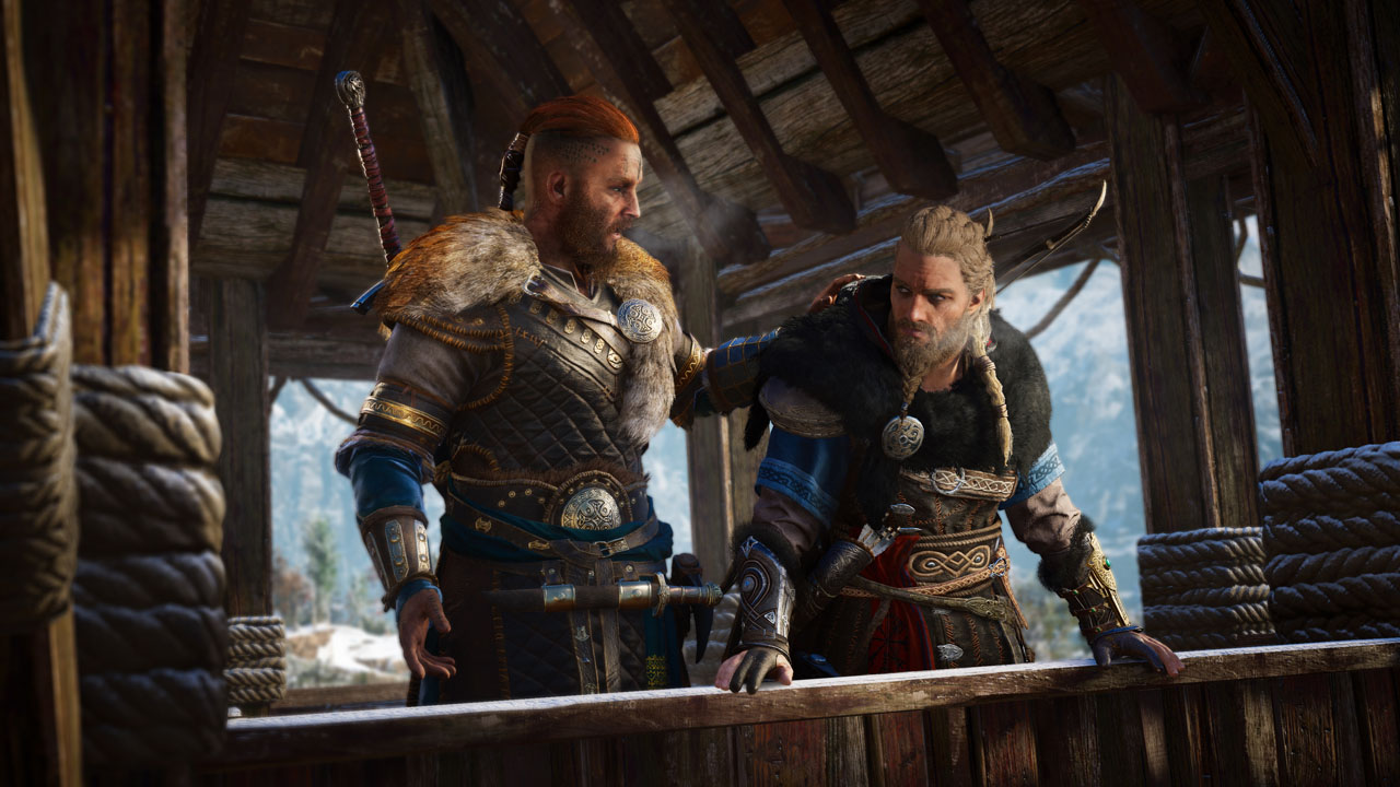 Assassin's Creed Valhalla, l'aggiornamento della prosima settimana aggiungerà il Level Scaling