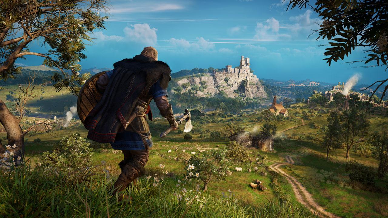 Assassin's Creed Valhalla, arriva oggi l'aggiornamento 1.1.1: introduce diversi miglioramenti e bug fix