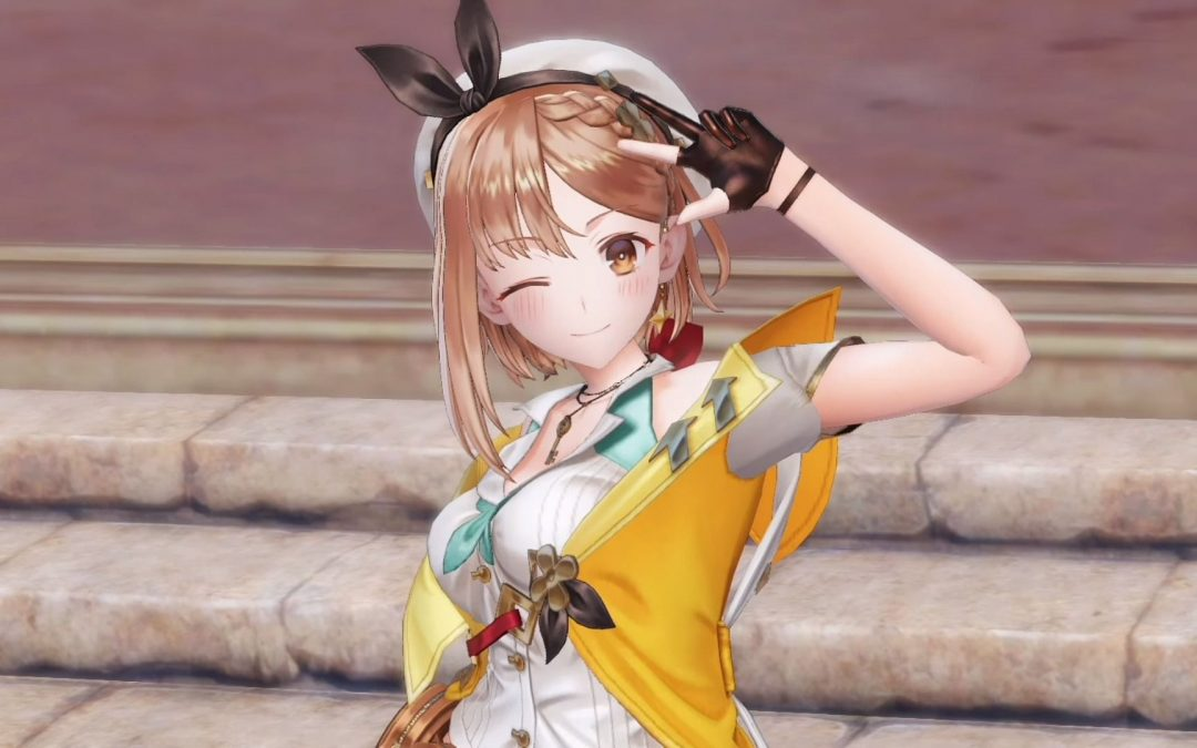 Atelier Ryza 2 Lost Legends & the Secret Fairy annunciato per PS4, PC e Nintendo Switch