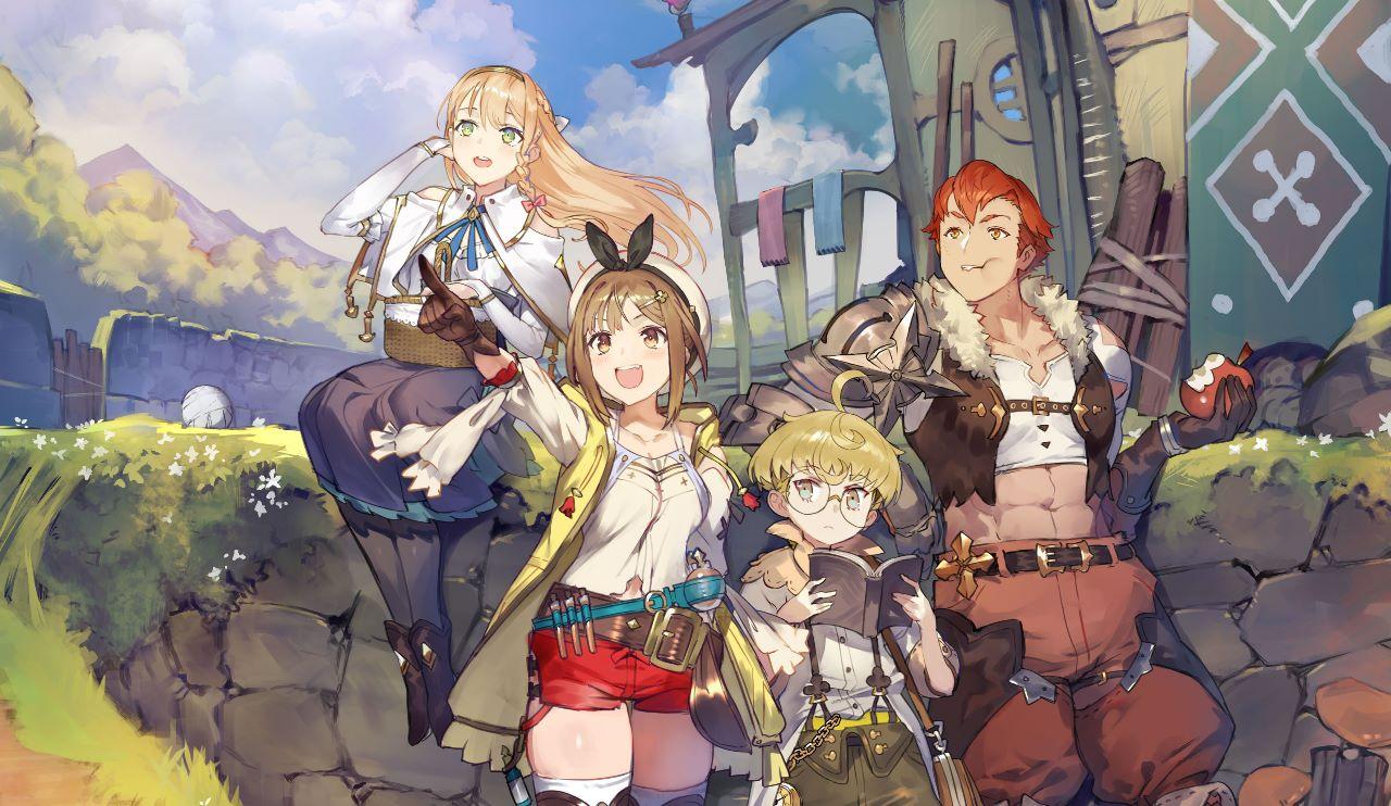 Atelier Ryza, i giochi usciranno in contemporanea in tutto il mondo? Risponde il producer della serie
