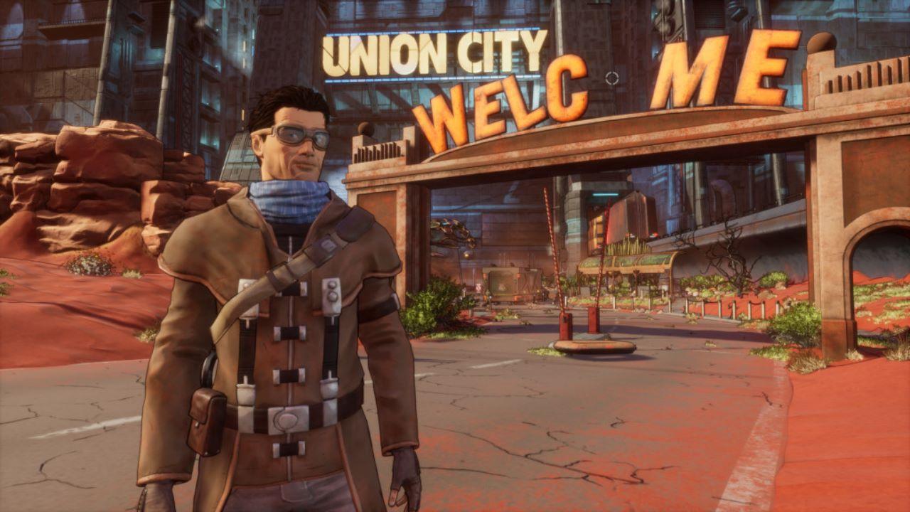 Beyond a Steel Sky, un nuovo video diario degli sviluppatori parla dello stile unico del gioco