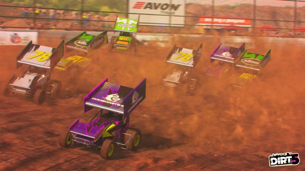 dirt-5-Sprint1