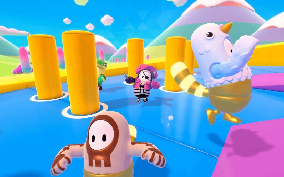 Fall Guys Ultimate Knockout annunciato per Nintendo Switch, arriva in estate