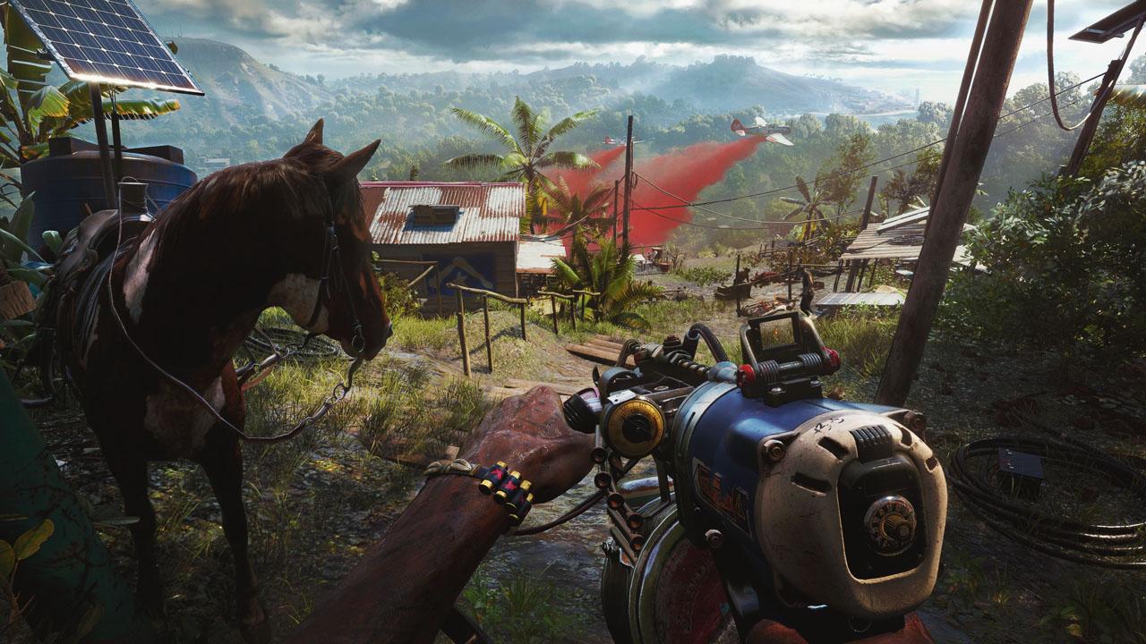 Far Cry 6 conterrebbe un teaser di un nuovo gioco multiplayer della serie