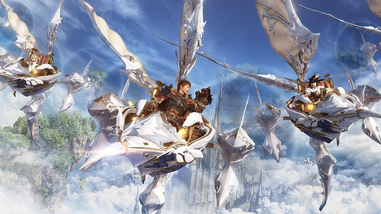Final Fantasy 14, ecco come funziona la nuova campagna di accesso gratis che invita i vecchi giocatori a tornare