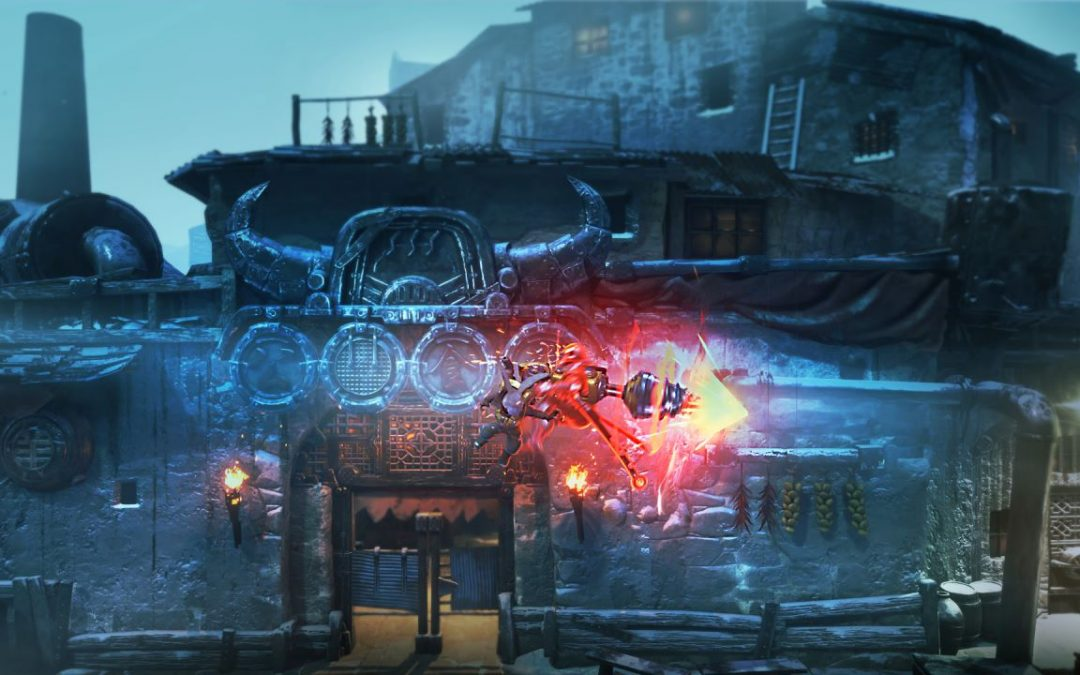 F.I.S.T. Forged in Shadow Torch è entrato in fase gold