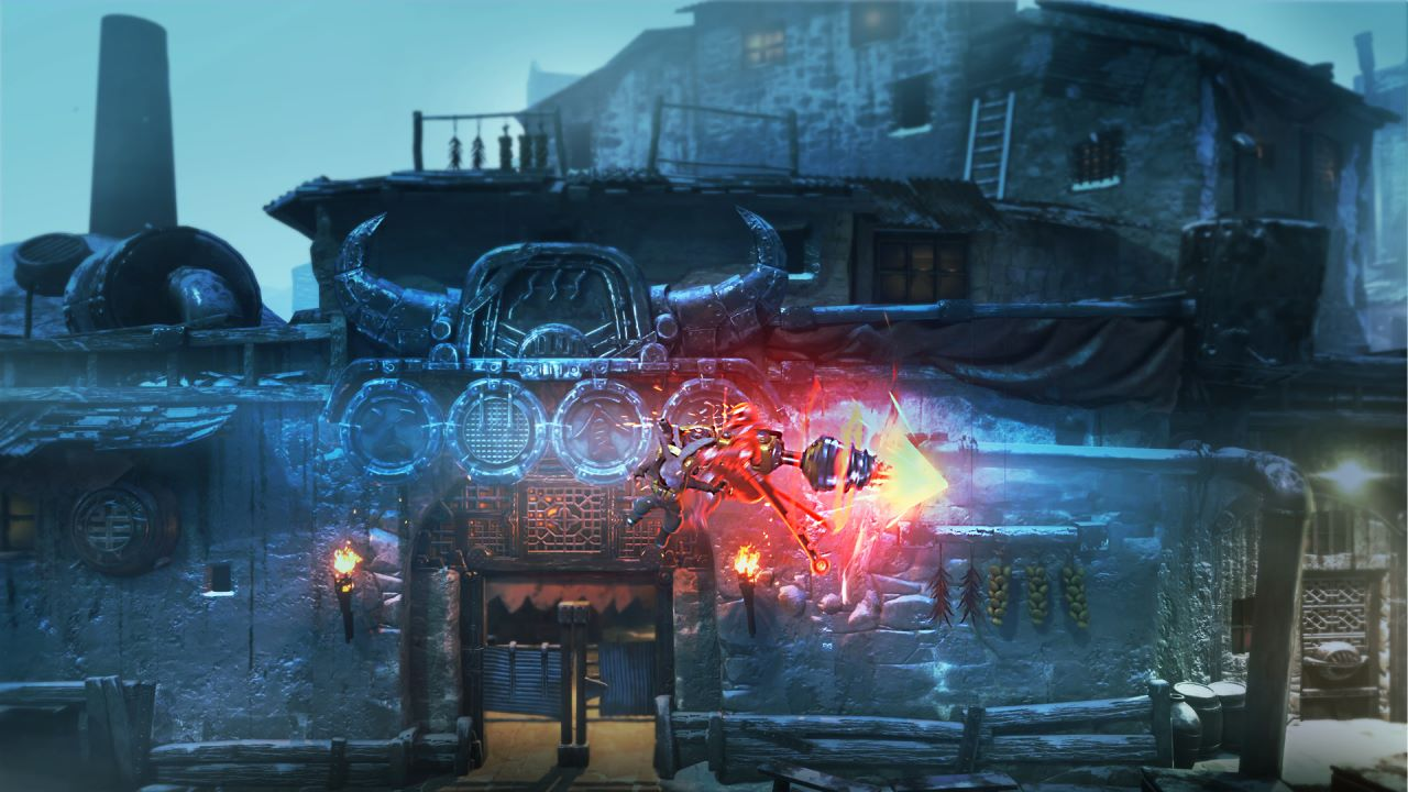 F.I.S.T. Forged in Shadow Torch, arriva un nuovo trailer dal ChinaJoy 2020