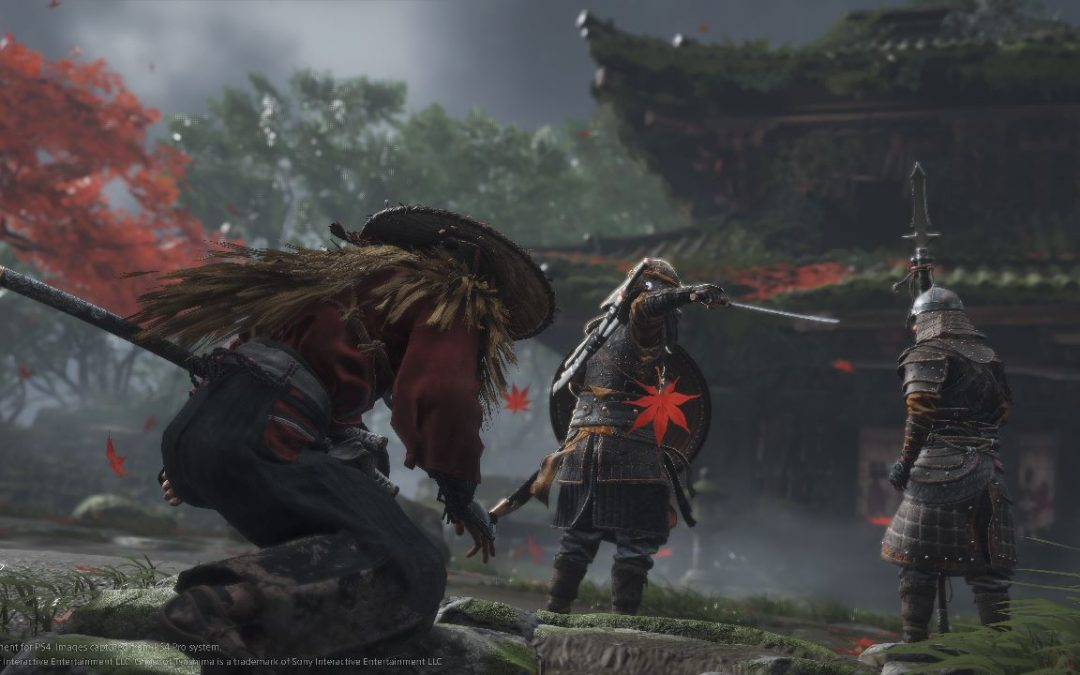 Ghost of Tsushima, un sequel con il multiplayer? Il director non lo esclude