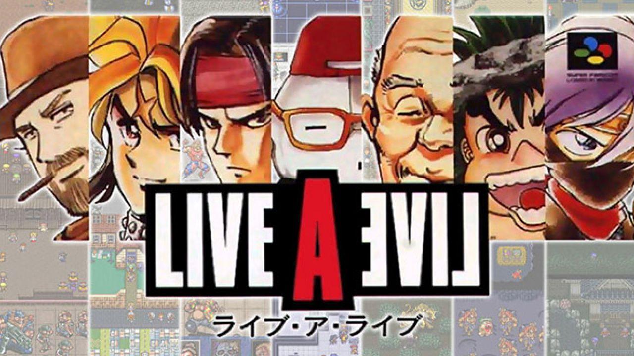 Live a Live, il marchio di Square Enix registrato in Australia, novità in arrivo?