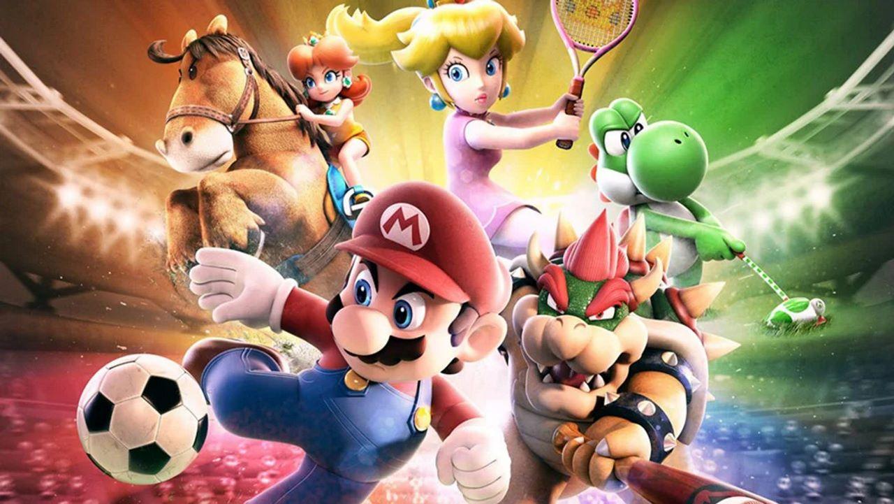 Mario Sports, Nintendo ha rinnovato il marchio in Europa