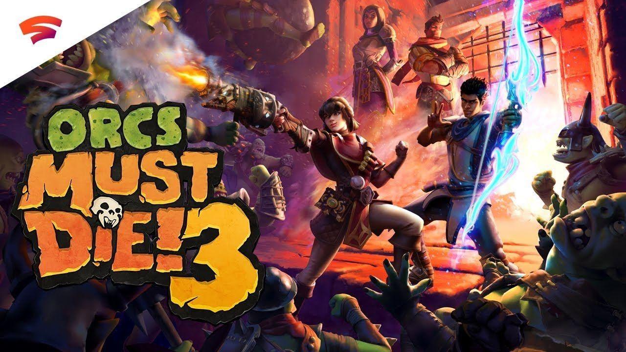 Orcs Must Die 3 è ora disponibile su PC, PS4 e Xbox One: non è più esclusiva Google Stadia