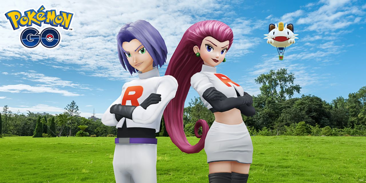 Pokémon GO, sono arrivati Jessie e James del Team Rocket