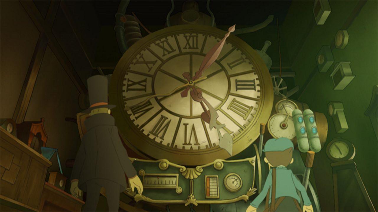 Professor Layton e il Futuro Perduto HD, ecco il primo trailer