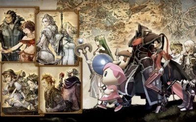 smash-bros-ultimate-octopath-traveler-spirit-event