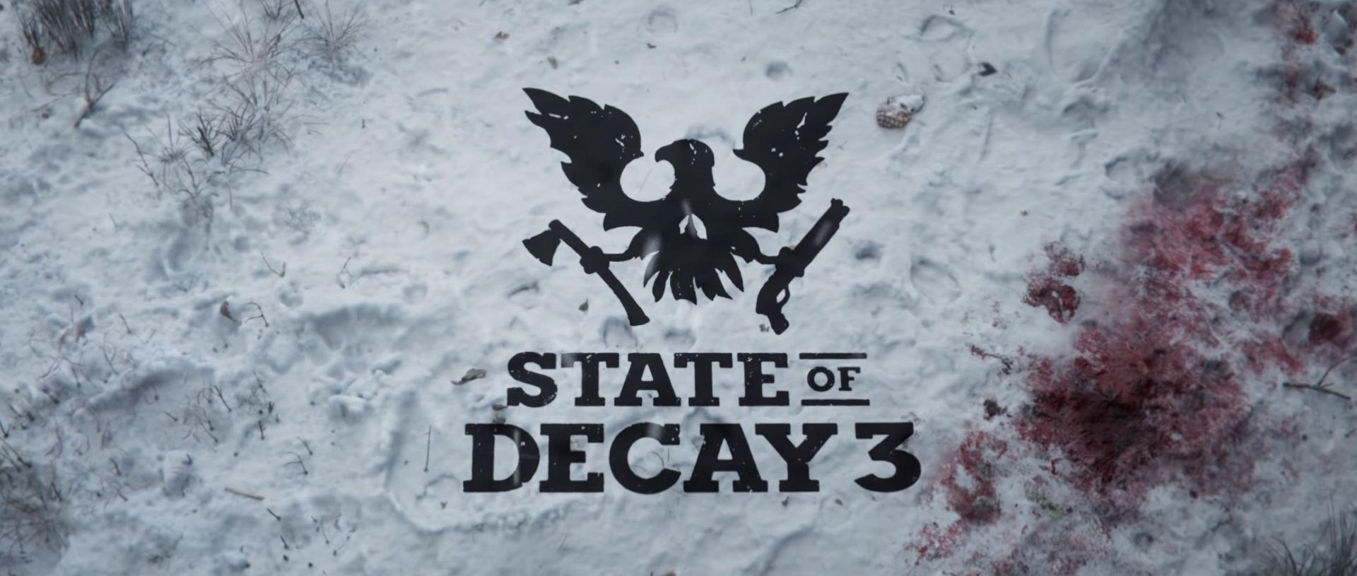 State of Decay 3 è in una fase iniziale di pre-produzione