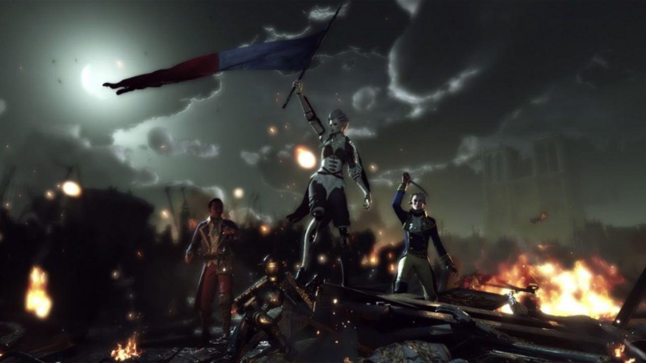 Steelrising, il nuovo gameplay trailer svela il lancio a giugno 2022