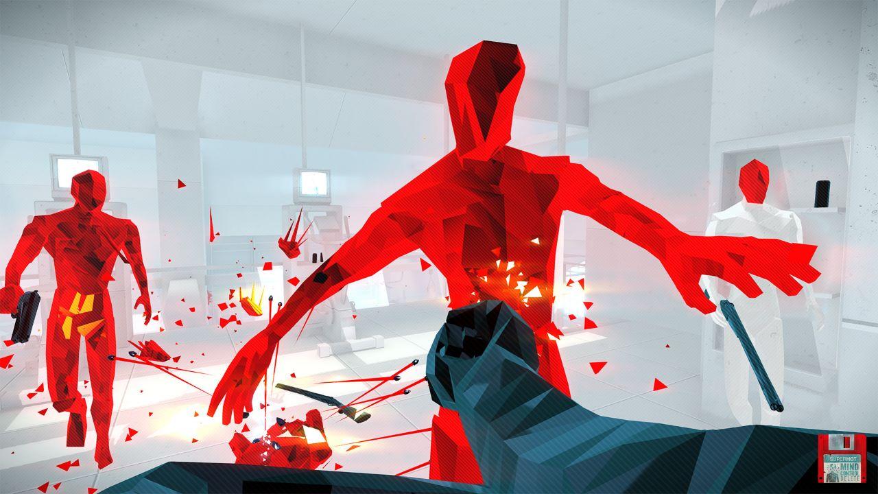 Superhot Mind Control Delete arriva su PC, PS4 e Xbox One, ecco la data di uscita, gratis per i possessori di Superhot