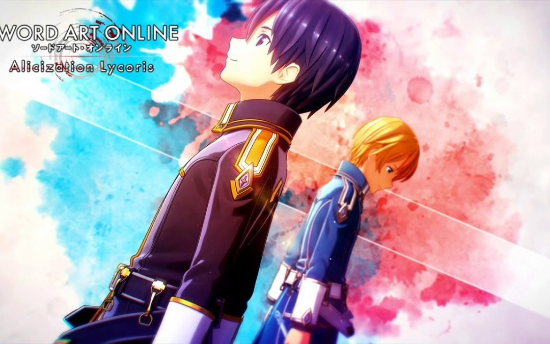 Sword Art Online Alicization Lycoris è disponibile da oggi, ecco il trailer di lancio