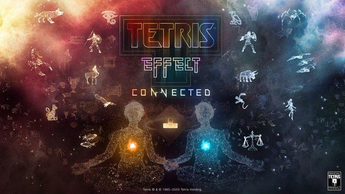 Tetris Effect Connected, pubblicato il trailer di lancio