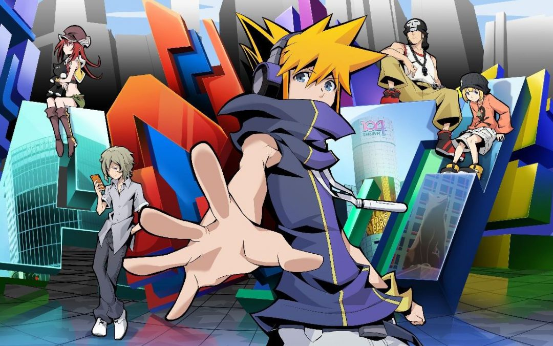 The World Ends with You The Animation, nuovo video di 90 secondi dell'anime di Square Enix