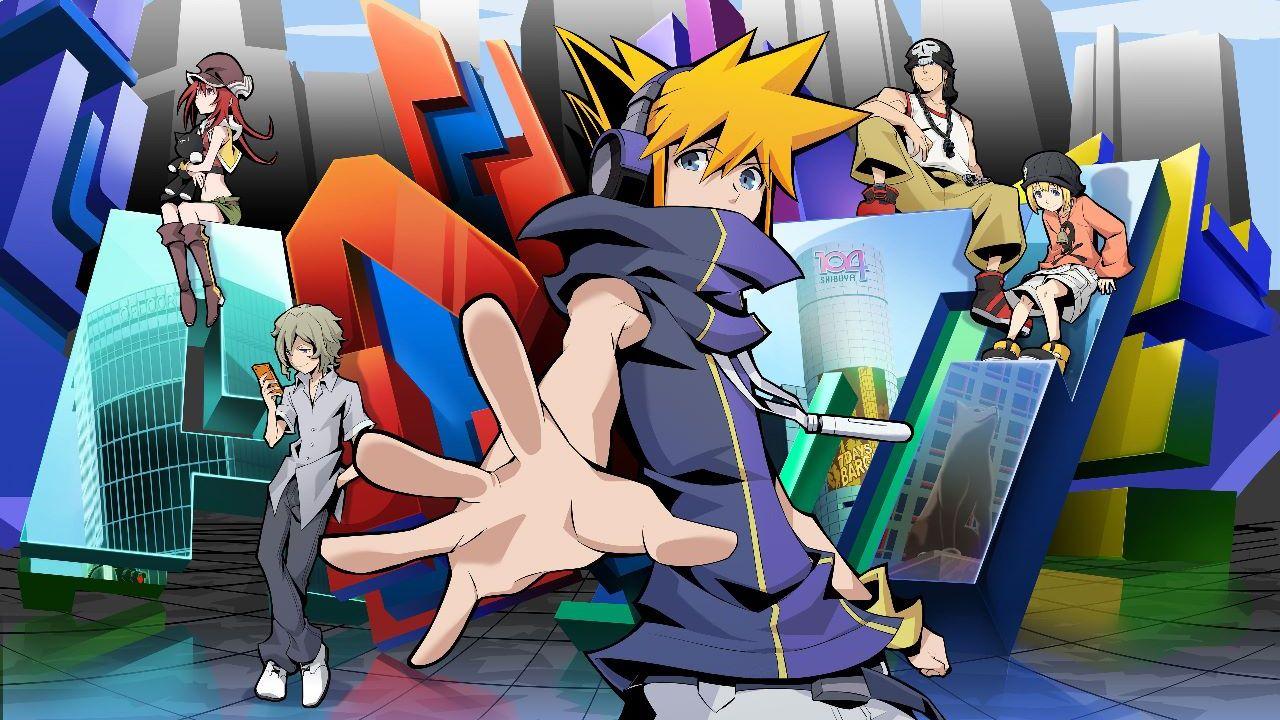 The World Ends with You The Animation, nuovo video di 90 secondi dell'anime di Square Enix
