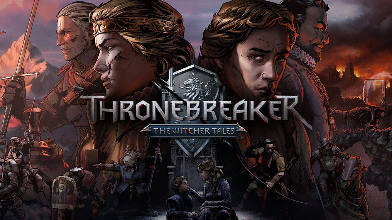 Thronebreaker The Witcher Tales, l'ultimo update su Switch aggiunge il cross-save con la versione PC